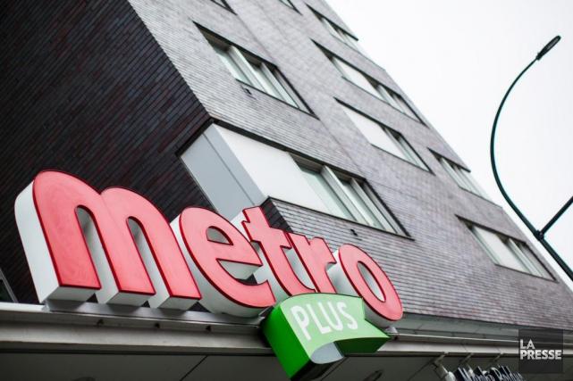 Metro présentera mercredi ses résultats trimestriels.... (PHOTO EDOUARD PLANTE-FRÉCHETTE, ARCHIVES LA PRESSE)