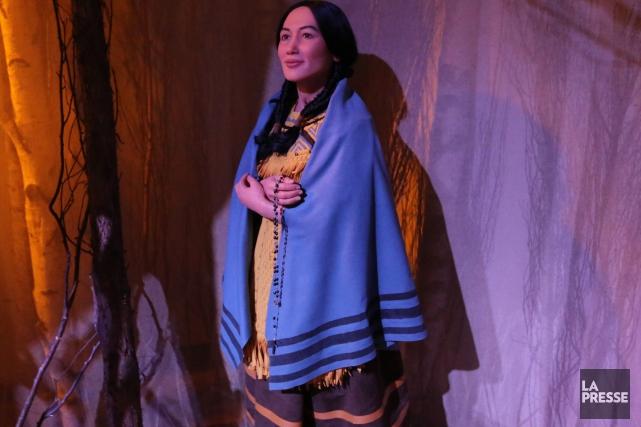 La communauté de Mashteuiatsh voue une grande dévotion... (Archives La Presse)