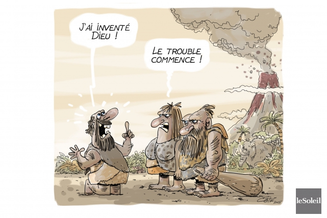 Reprise... (Le Soleil, André-Philippe Côté)