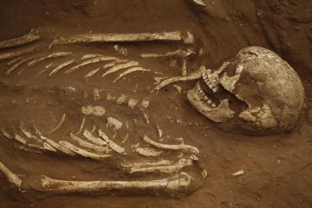 Cela faisait 30 ans que différentes missions archéologiques... (PHOTO AMIR COHEN, ARCHIVES REUTERS)