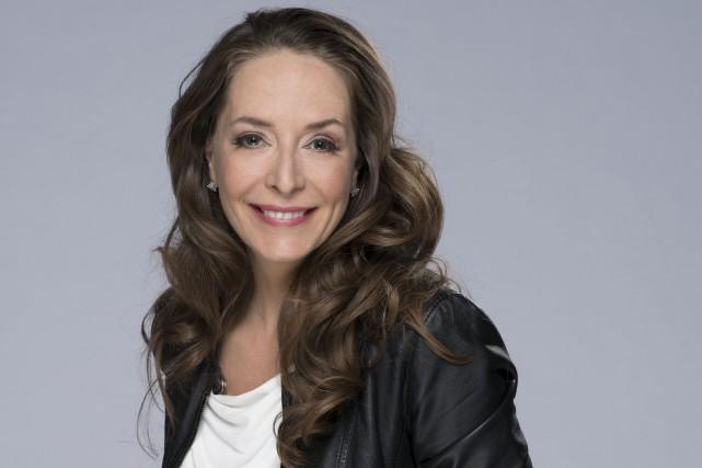 Karina Marceau anime Remue-ménage... (Photo fournie par ICI Radio-Canada télé)