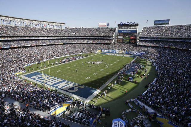 La NFL a déjà donné le feu vert... (PHOTO Gregory Bull, archives AP)