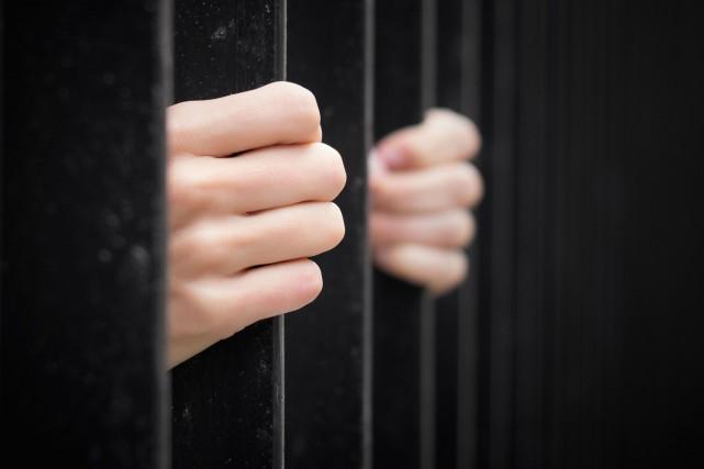 Plusieurs détenus de la prison de Weatherford, au Texas, ont forcé la porte de... (PHOTO D'ARCHIVES)