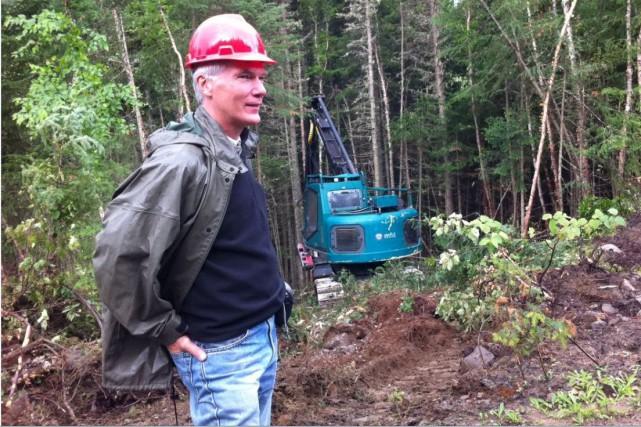Pour Pierre Bernier, chercheur scientifique à Ressources naturelles... (Courtoisie Ressources naturelles Canada)