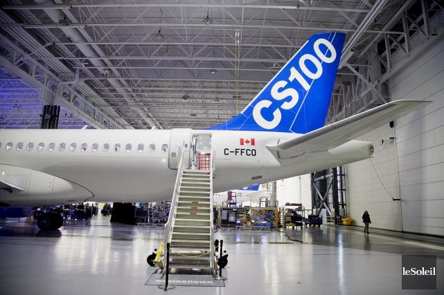 Bombardier a signé deux importants contrats pour son... (Photothèque Le Soleil)