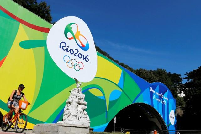 Le Brésil, qui accueille les premiers JO d'Amérique... (PHOTO Sergio Moraes, ARCHIVES REUTERS)