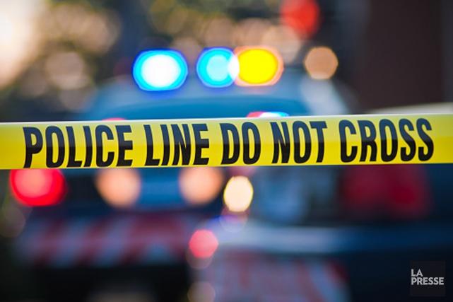 Au moins une personne a été tuée et quatre blessées par balles dimanche matin... (PHOTO D'ARCHIVES)