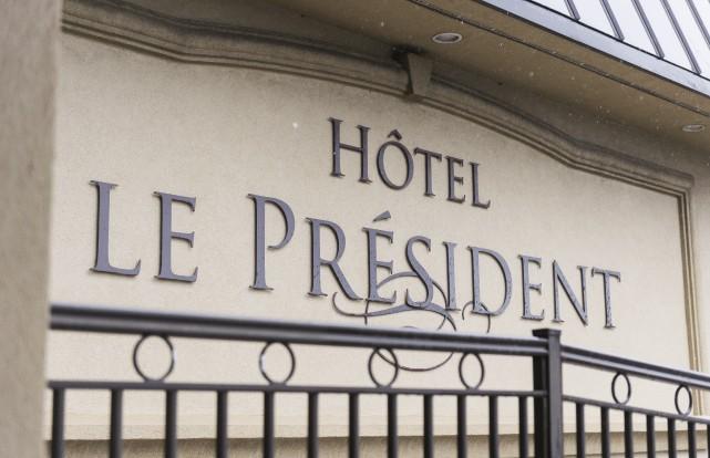 La direction de l'hôtel Le Président de Sherbrooke a mis ses employés en... (Spectre Média, Marie-Lou Béland)