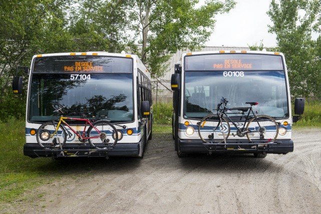 La Société de transport de Sherbrooke ne peut... (Spectre média, Julien Chamberland)