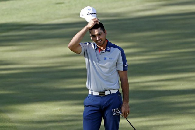 Jason Day... (Archives, Associated Press)