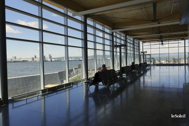Selon le maire de Lévis, l'Adminitration portuaire de... (Photothèque Le Soleil)