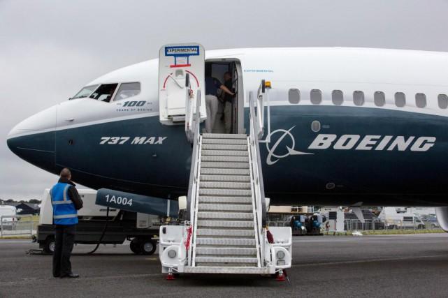 Boeing pourrait notamment renforcer ses liens avec l'avionneur... (Photo Luke MacGregor, archives Bloomberg)