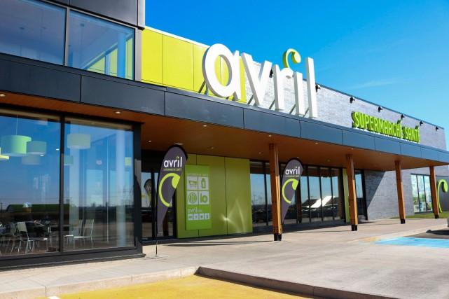 Le nouveau magasin dans Lebourgneuf... (Fournie par Avril)