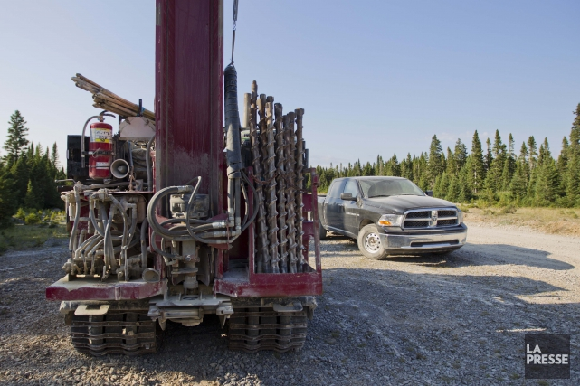Pétrolia a déposé une demande d'injonction pour forcer Ressources Québec, une... (Archives La Presse)