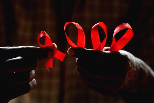 Depuis l'apparition de l'épidémie il y a plus... (photo Manjunath KIRAN, archives AFP)