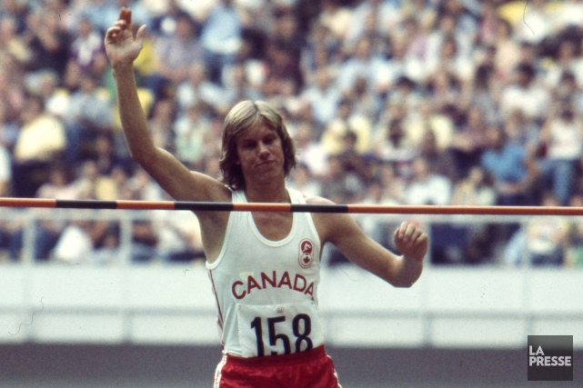 Le Canadien Greg Joy a remporté la médaille... (Photo archives La Presse)