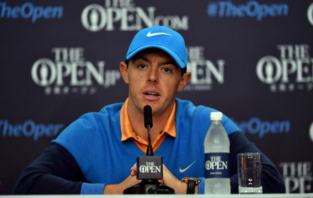 Rory McIlroya blâmé son sport pour son laxisme... (Photo Ben Stansall, AFP)