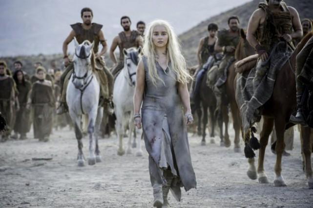De nombreux personnages féminins de Game of Thronesont... (Photo fournie par HBO)