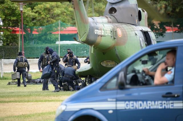 Il est impossible de savoir combien d'entre eux... (PHOTO SEBASTIEN BOZON, ARCHIVES AFP)