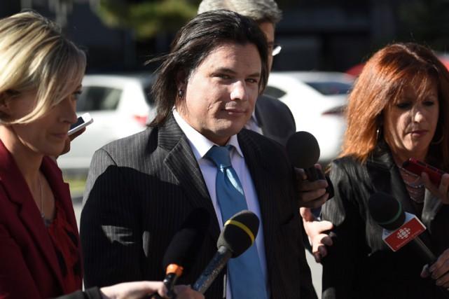 PatrickBrazeau a été suspendu du Sénat pour avoir... (ARCHIVES PC)