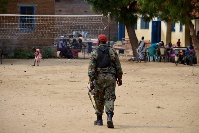 Le Soudan du Sud, indépendant depuis 2011, est... (PHOTO REUTERS)
