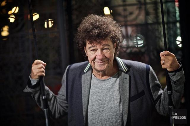 Tout écartillé, le spectacle hommage à Robert Charlebois... (Photo André Pichette, La Presse)