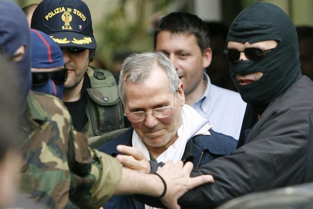 Bernardo Provenzano avait été arrêté en 2006 à... (PHOTO Luca Bruno, ARCHIVES AP)