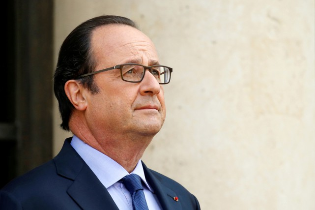 Le président français François Hollande.... (photo Benoit Tessier, archives REUTERS)