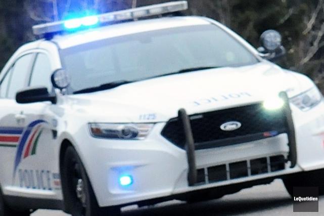 Les policiers de Saguenay demandent l'aide de la population pour retracer le ou... (Archives Le Quotidien)