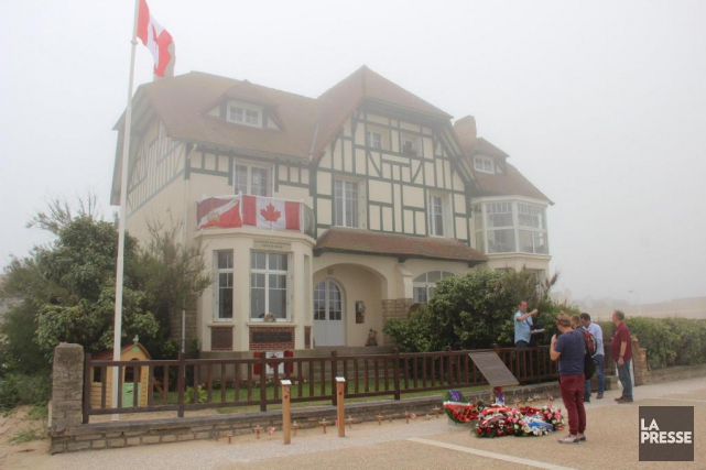 Construite en 1928 face à la mer, la... (Photo André Duchesne, La Presse)