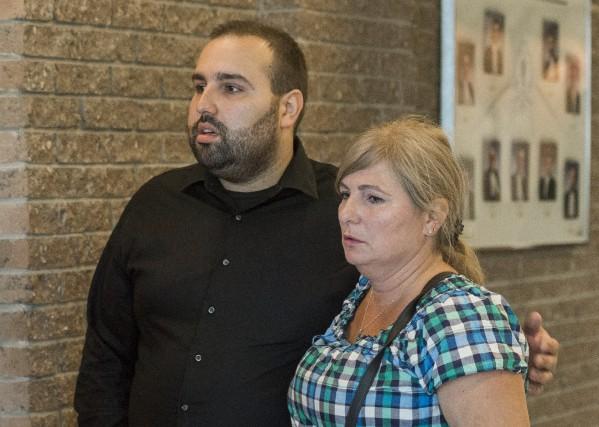 Janick Brault-Fortier a été condamné à une peine... (Spectre média, Jessica Garneau)