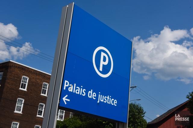 Palais de justice de Trois-Rivières... (Photo: Francois Gervais)