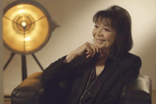 Juliette Gréco, une femme libreest présenté samedi à... (Fournie par TV5 via La Presse Canadienne)
