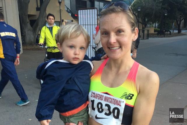 Mère d'un garçon de deux ans, Hilary Stellingwerff... (Archives La Presse)