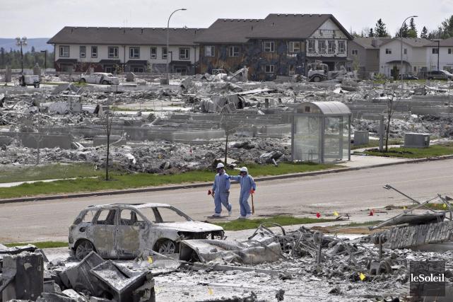La Croix-Rouge canadienne a récolté 299 millions $... (Photothèque Le Soleil, PC, Jason Franson)