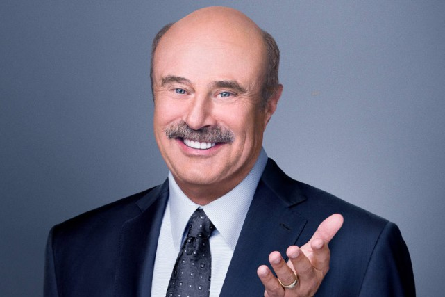 Phil McGraw accuse The National Enquirer d'avoir entaché sa... (tirée du www.drphil.com)