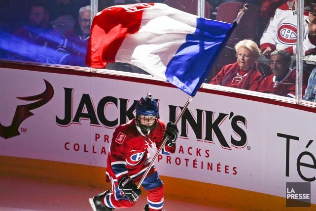 La fête nationale de la France sera célébrée... (archives La Presse)