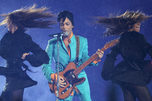 Prince estdécédé subitement le 21 avril, laissant derrière... (Archives AP)