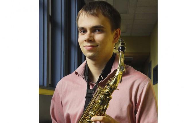 Ludovik Lesage-Hinse est le tout premier étudiant du... (Pascal Pépin)