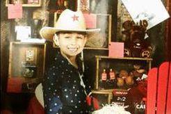 Taliyah Leigh Marsman, 5 ans... (Photo tirée du Facebook de la police de Calgary)