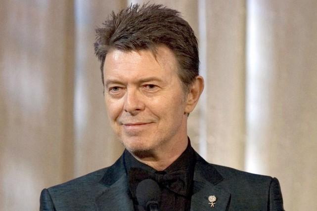 David Bowie... (Photo Stephen Chernin, archives AP)