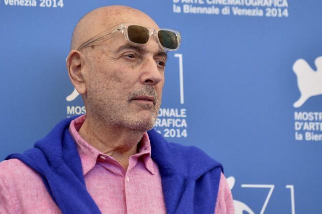 Hector Babenco était de passage à la Mostra... (PHOTO ARCHIVES AFP)