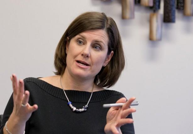 La ministre de la Justice Stéphanie Vallée veut... (Photo Martin Roy, La Voix de l'Est)