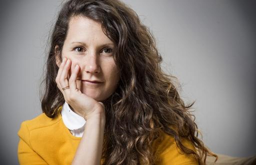 L'auteure-compositrice-interprète Amylie voulait aller un pas plus loin... (Spectre Média, Frédéric Côté)