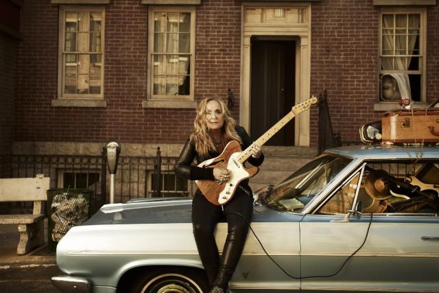 Melissa Etheridge.... (Fournie)