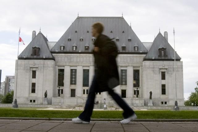 La Cour suprême a rendu une décision favorable... (PHOTO ARCHIVES LA PRESSE CANADIENNE)