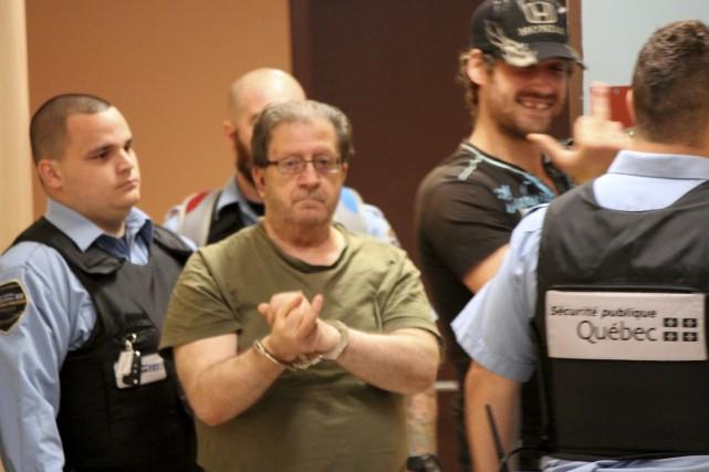 Guy Harvey a écopé de sept mois d'emprisonnement...