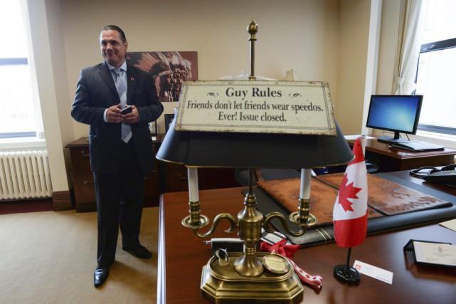 Patrick Brazeau convient avoir pris de mauvaises décisions,... (Sean Kilpatrick, La Presse Canadienne)