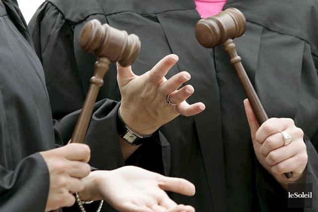 Dans le milieu judiciaire, tout le monde convient... (Photothèque Le Soleil)