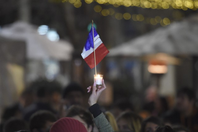 Aucun Canadien ne figure pour le moment parmi les victimes de l'attaque... (AFP)